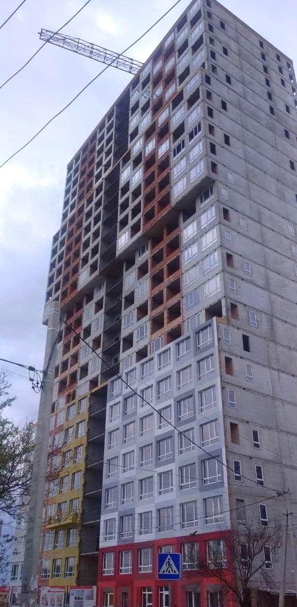 будинок що будується